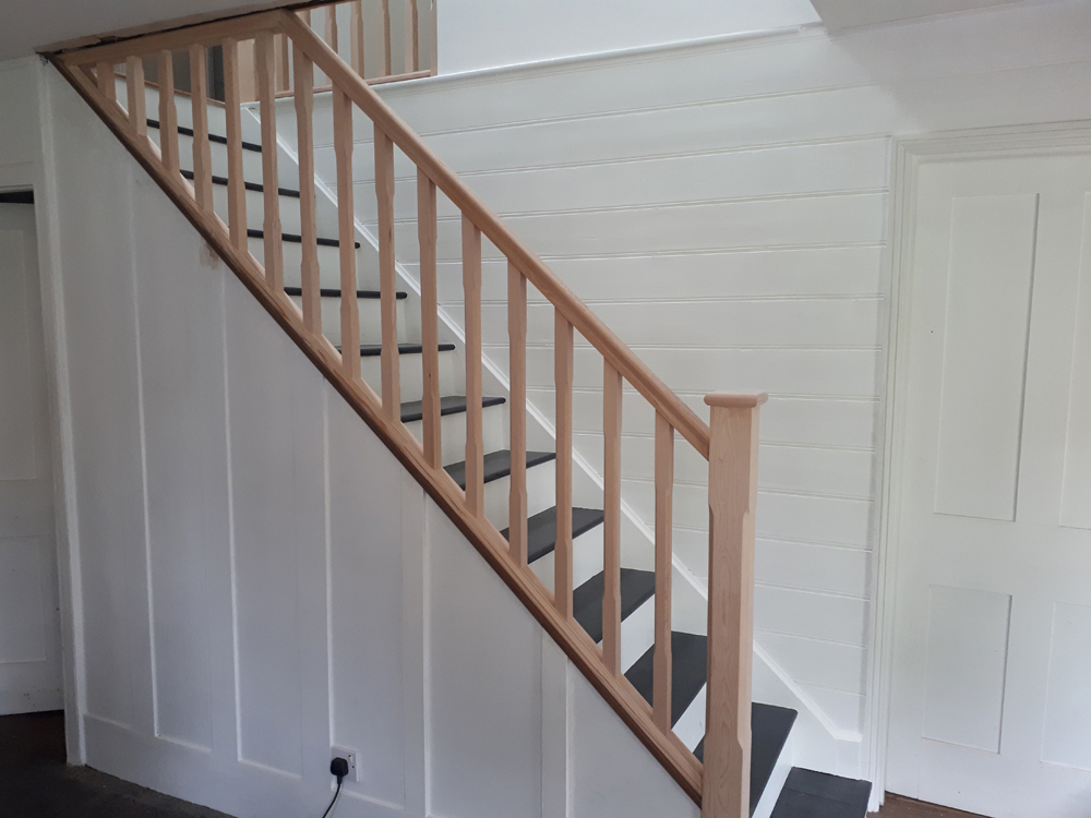 Carpenter in Chelmsford, Essex. F A Ingram carpentry fit stairs within your home